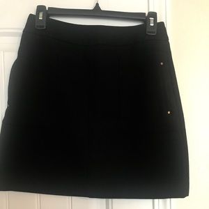 Black skirt HM